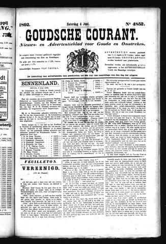 Goudsche Courant 1892-06-04