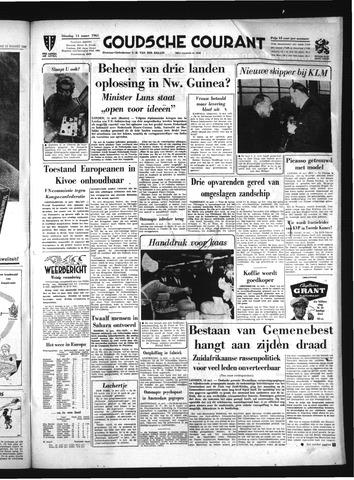 Goudsche Courant 1961-03-14