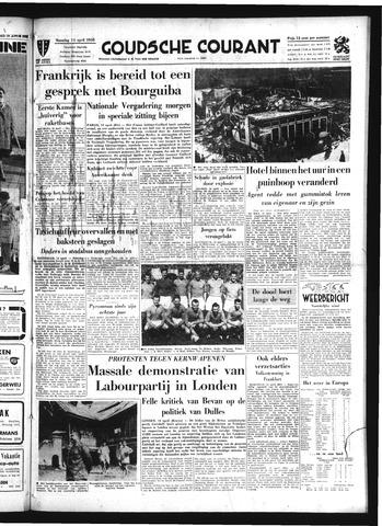 Goudsche Courant 1958-04-14