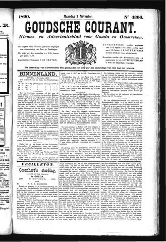 Goudsche Courant 1890-11-03