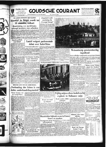 Goudsche Courant 1954-05-05