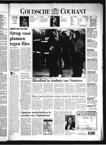 Goudsche Courant 2002-03-27