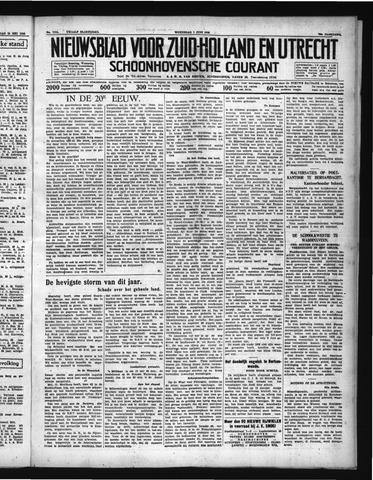 Schoonhovensche Courant 1938-06-01