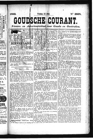 Goudsche Courant 1883-06-22