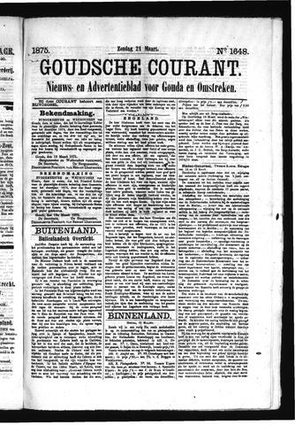 Goudsche Courant 1875-03-21