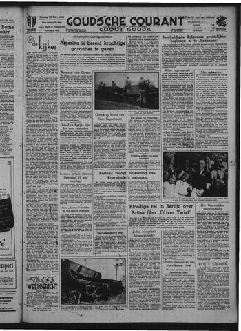 Goudsche Courant 1949-02-22