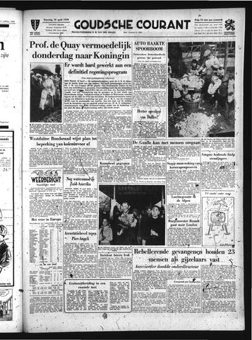 Goudsche Courant 1959-04-18