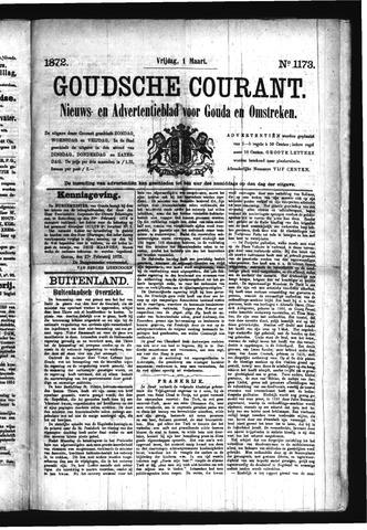 Goudsche Courant 1872-03-01