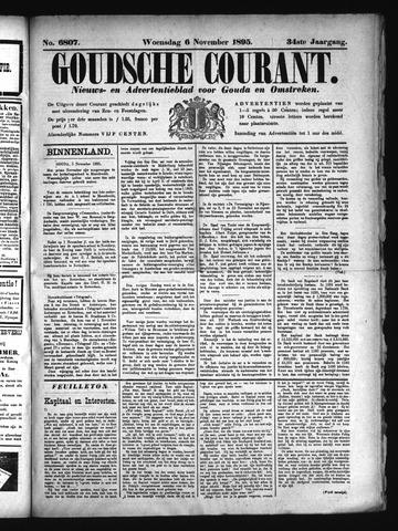Goudsche Courant 1895-11-06
