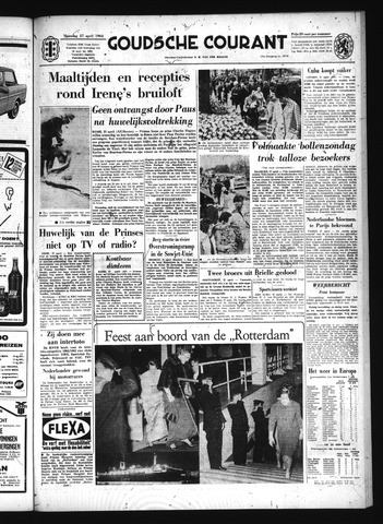 Goudsche Courant 1964-04-27