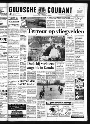 Goudsche Courant 1985-12-27