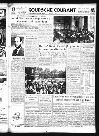 Goudsche Courant 1956-08-17