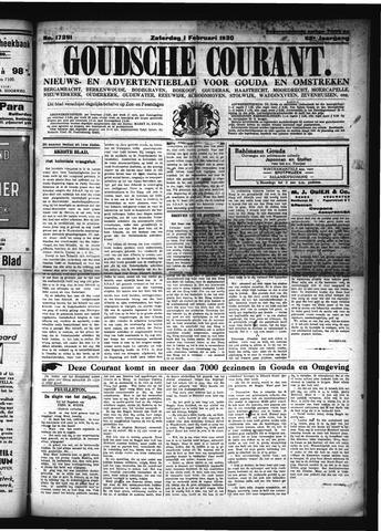 Goudsche Courant 1930-02-01