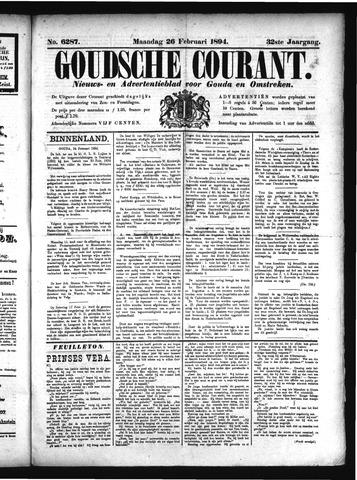 Goudsche Courant 1894-02-26