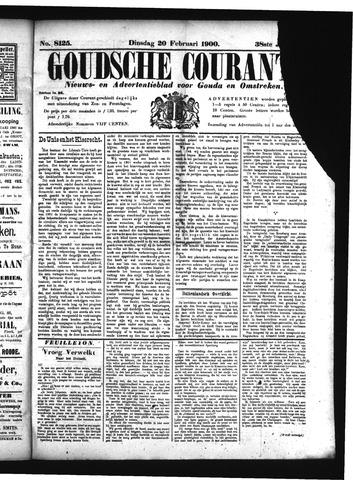 Goudsche Courant 1900-02-20