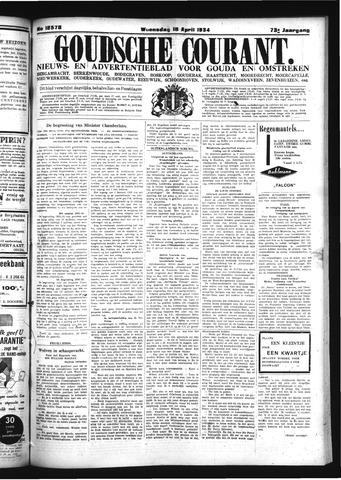Goudsche Courant 1934-04-18