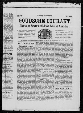 Goudsche Courant 1870-09-21