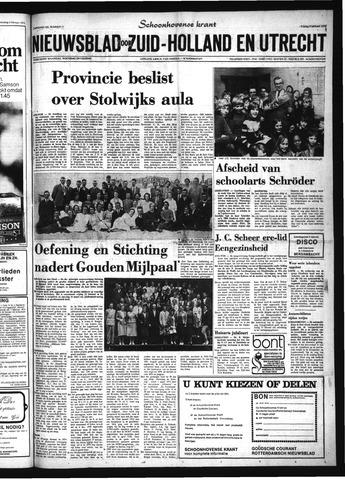 Schoonhovensche Courant 1974-02-08