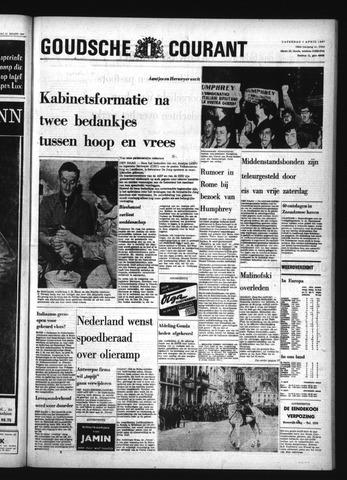 Goudsche Courant 1967-04-01