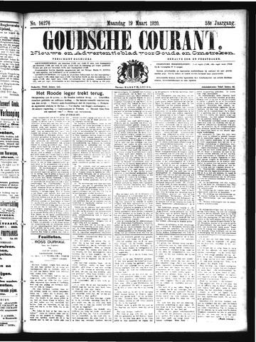 Goudsche Courant 1920-03-29