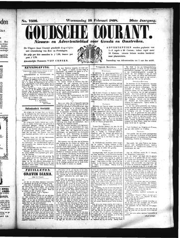 Goudsche Courant 1898-02-16