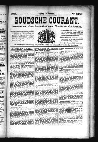 Goudsche Courant 1886-12-10