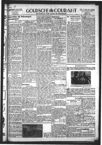 Goudsche Courant 1944-04-18