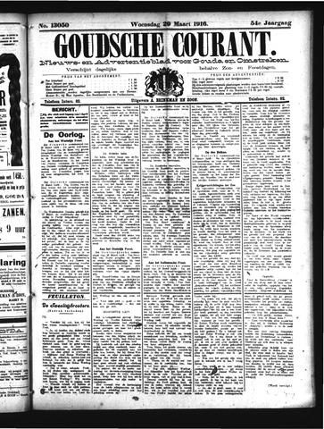 Goudsche Courant 1916-03-29