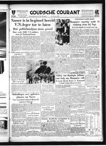Goudsche Courant 1956-11-12