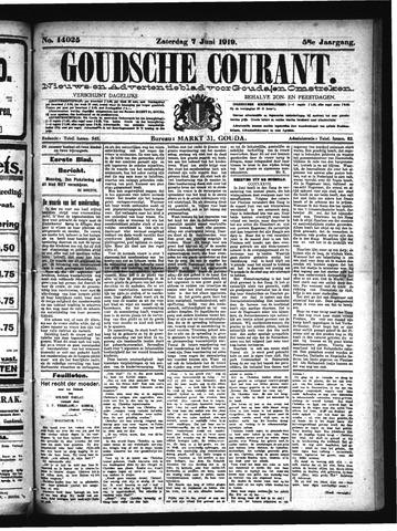 Goudsche Courant 1919-06-07
