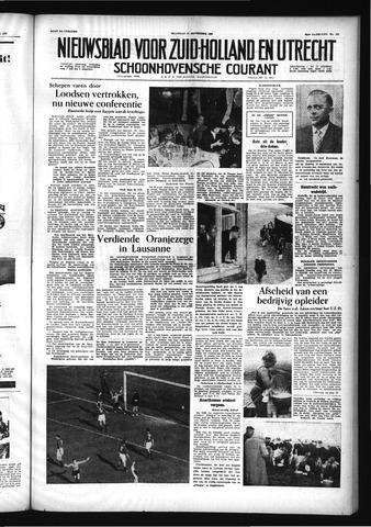 Schoonhovensche Courant 1956-09-17