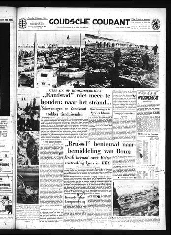 Goudsche Courant 1963-01-28