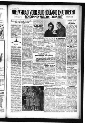 Schoonhovensche Courant 1953-05-01
