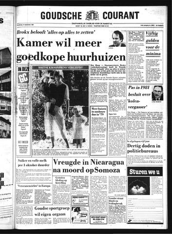 Goudsche Courant 1980-09-18