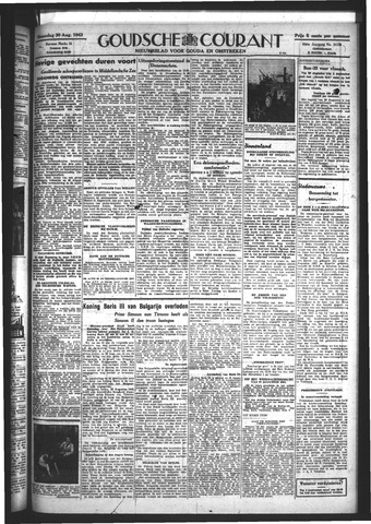 Goudsche Courant 1943-08-30
