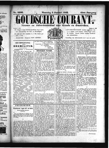 Goudsche Courant 1903-01-05