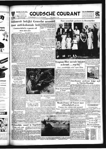 Goudsche Courant 1954-07-31