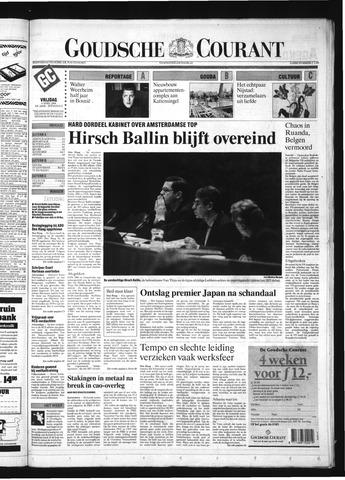Goudsche Courant 1994-04-08