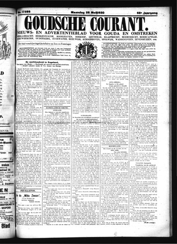 Goudsche Courant 1930-05-26