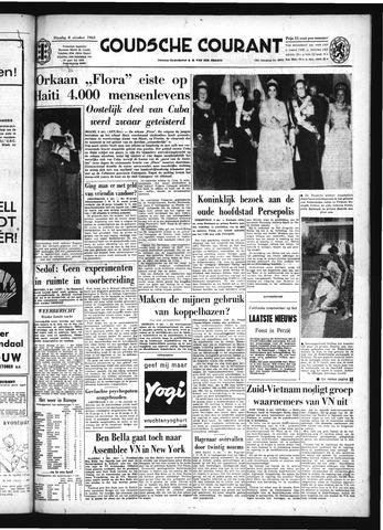 Goudsche Courant 1963-10-08