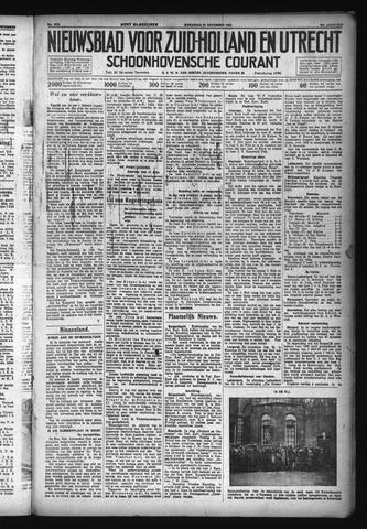 Schoonhovensche Courant 1932-12-21
