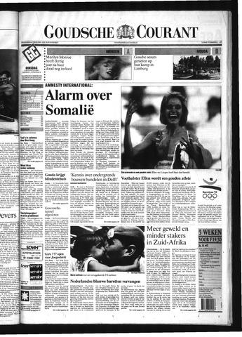 Goudsche Courant 1992-08-04