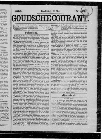 Goudsche Courant 1866-05-10