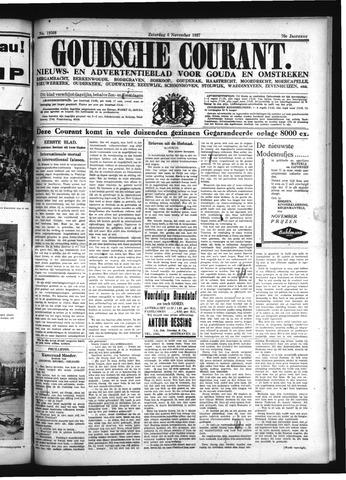 Goudsche Courant 1937-11-06