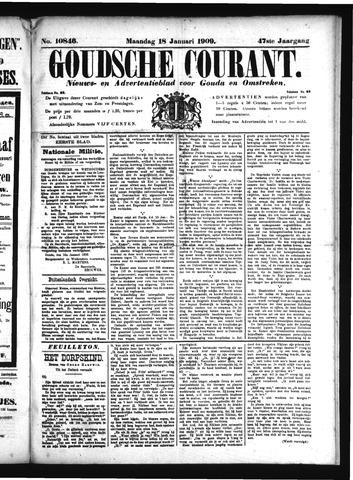 Goudsche Courant 1909-01-18