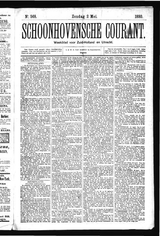 Schoonhovensche Courant 1880-05-02