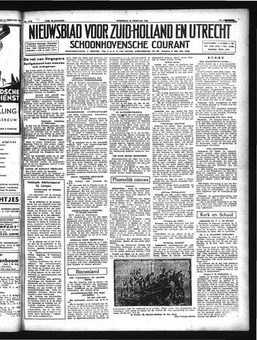 Schoonhovensche Courant 1942-02-18