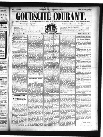 Goudsche Courant 1913-08-26