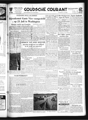 Goudsche Courant 1951-06-01