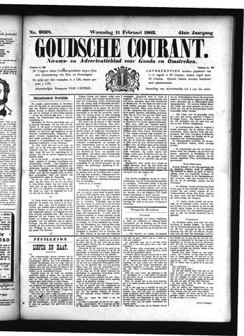 Goudsche Courant 1903-02-11